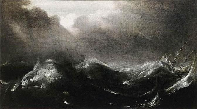 800px-Jan_Porcellis_-_Shipping_in_Stormy_Seas_-_WGA18154