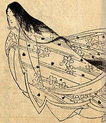 Középkori japán költőnők