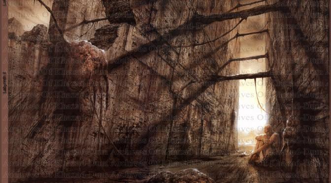 Luis Royo - Labyrinth II