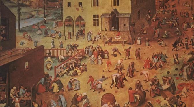 pieter-bruegel-gyermekjatekok-16szazad-festmeny